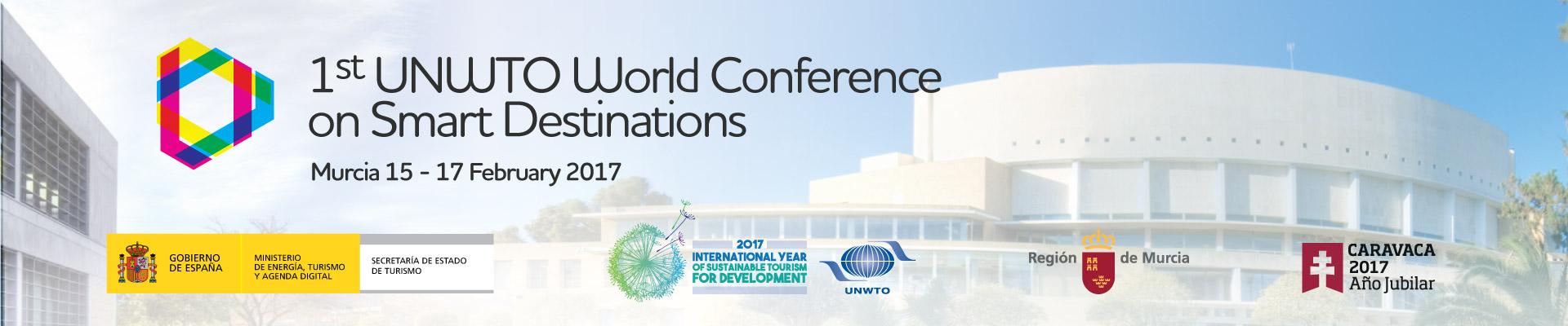 I Congreso Mundial de la OMT sobre Destinos Inteligentes