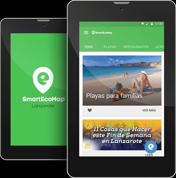 SmartEcoMap Lanzarote